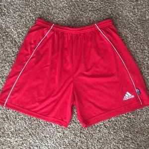 Adidas Boy's Athletic Shorts